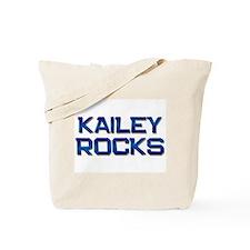 kailey rocks Tote Bag