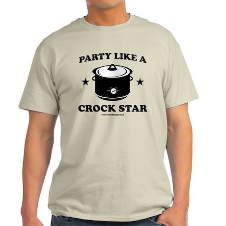Crock Star Light T-Shirt
