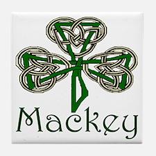 Mackey Shamrock Tile Coaster