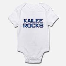 kailee rocks Infant Bodysuit