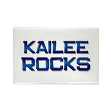kailee rocks Rectangle Magnet