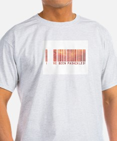 Padackled - Red Barcode T-Shirt