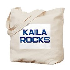 kaila rocks Tote Bag