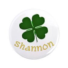 "Shannon Irish 3.5"" Button (100 pack)"