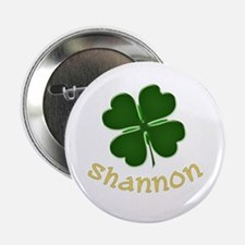 "Shannon Irish 2.25"" Button"