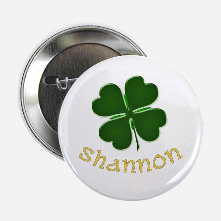 "Shannon Irish 2.25"" Button"
