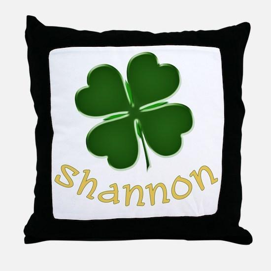 Shannon Irish Throw Pillow