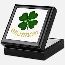 Shannon Irish Keepsake Box