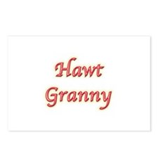 Hawt Granny Postcards (Package of 8)