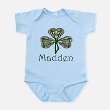 Madden Shamrock Infant Bodysuit