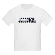 JEFFSTER! Wedding Tour T-Shirt