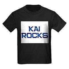 kai rocks T