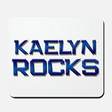 kaelyn rocks Mousepad