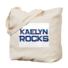kaelyn rocks Tote Bag