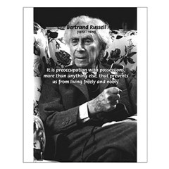 Bertrand Russell Philosophy Posters