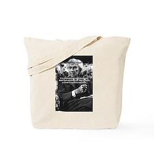 Bertrand Russell Philosophy Tote Bag