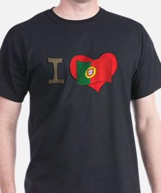 I heart Portugal T-Shirt