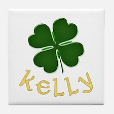 Kelly Irish Tile Coaster