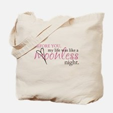 moonless night Tote Bag