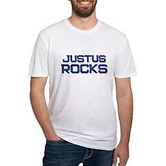 justus rocks Shirt