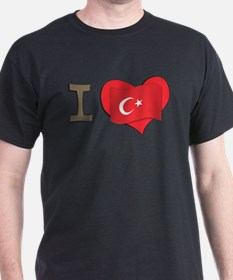I heart Turkey T-Shirt