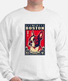 Obey the Boston! USA Sweatshirt