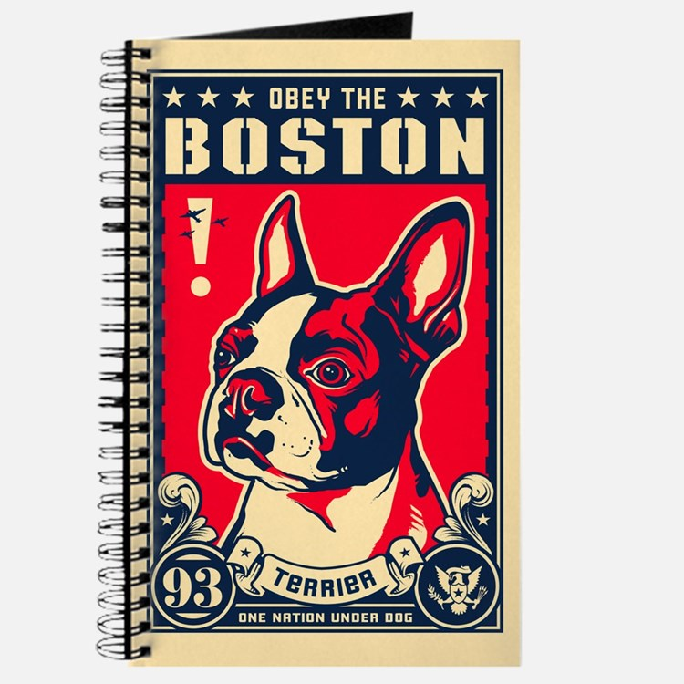 Obey the Boston Terrier! USA Journal