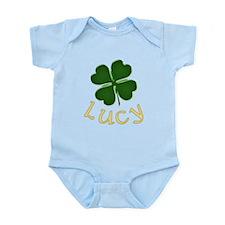 Lucy Irish Infant Bodysuit