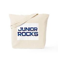 junior rocks Tote Bag