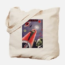 A Journey to Mars CCCP         Tote Bag