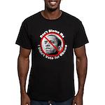 Anti Obama Don't Blame Me Men's Fitted T-Shirt (da