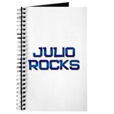 julio rocks Journal