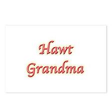 Hawt Grandma Postcards (Package of 8)