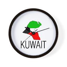 Kuwaiti clock