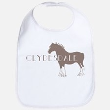 Clydesdale Horse Bib