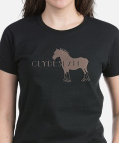 Clydesdale Horse Tee