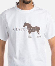 Clydesdale Horse Shirt
