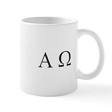 """Alpha & Omega"" Mug"