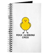 Rock Climbing Chick Journal