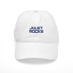 juliet rocks Baseball Cap