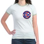 Ohio OES Jr. Ringer T-Shirt