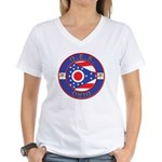 Ohio OES Women's V-Neck T-Shirt