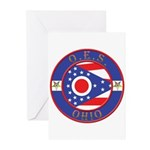 Ohio OES Greeting Cards (Pk of 10)