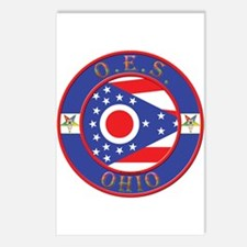 Ohio OES Postcards (Package of 8)