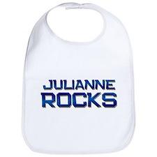 julianne rocks Bib