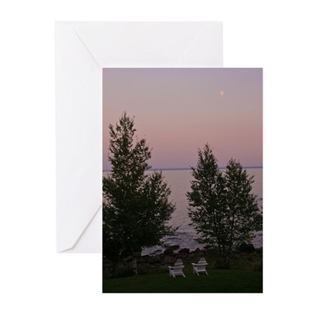 Moon Rise Greeting Cards (Pk of 10)