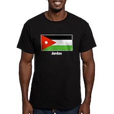 Jordan Jordanian Flag T
