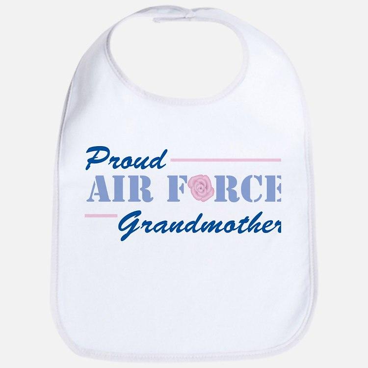 Proud Grandmother Bib