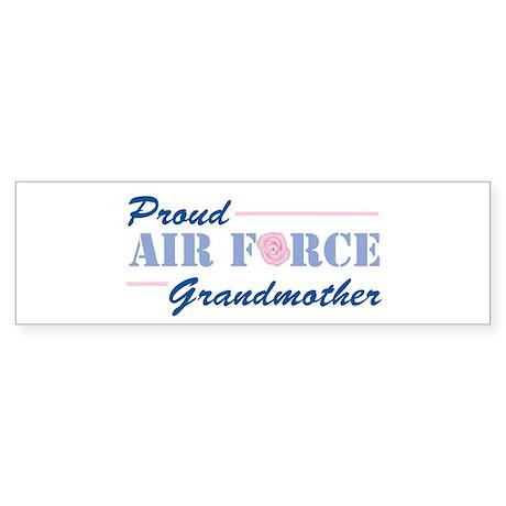 Proud Grandmother Bumper Sticker
