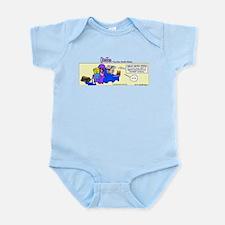 Cute Expectant father Infant Bodysuit